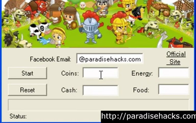 Yoville hack without survey.