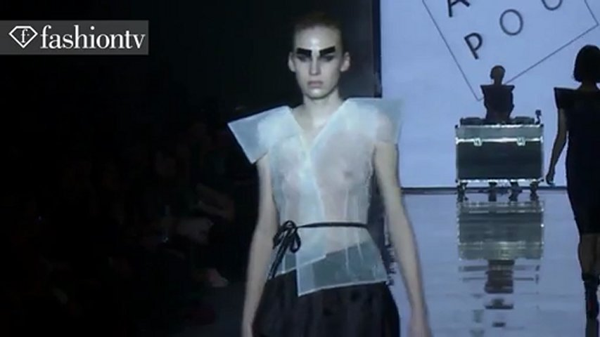 Army-Inspired Sex Appeal: Aga Pou Spring 2012 | FTV