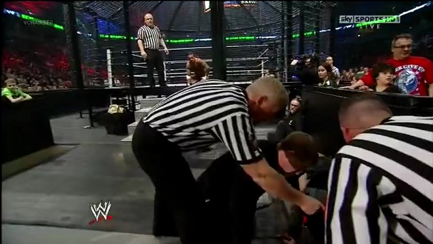 Telly-Tv.com - WWE Elimination Chamber - 2/19/12 Part 2/6 (HDTV) | PopScreen