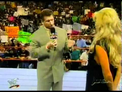 Sable and Vince Mcmahon segment (after Fully Loaded 98) | PopScreen