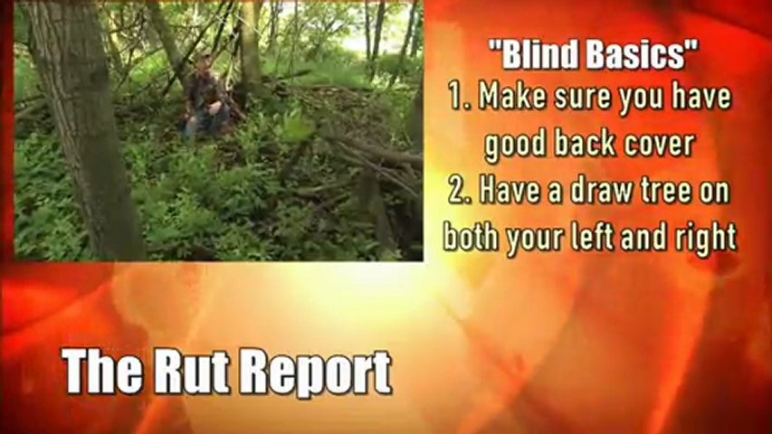Build Your Own Ground Blind http://www.popscreen.com/search?q=Deer-Hunting-Blind