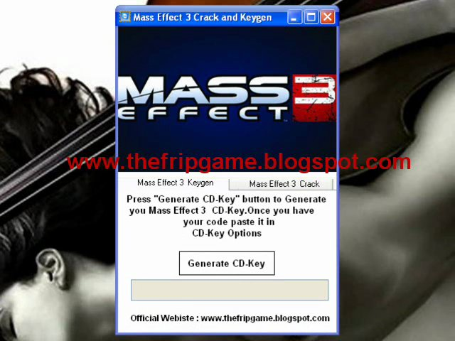 Mass Effect 3 Keygen Crack Download Free 2012 | PopScreen