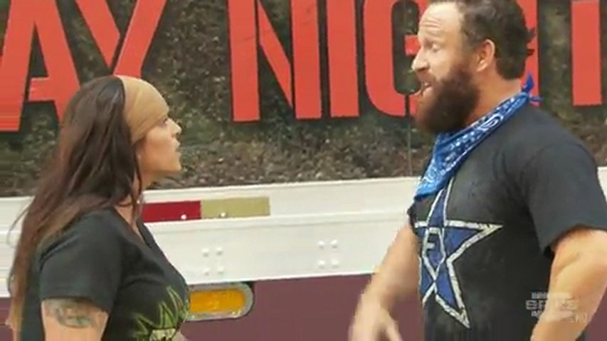 odb wrestler dating