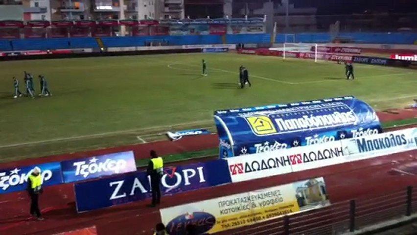 PAS Giannina - Panathinaikos Prasina Nea | PopScreen
