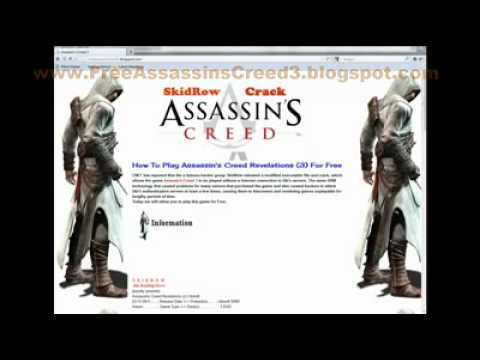 [OFFICIAL] Assassin's Creed Revelations (3) SkidRow Crack + Keygen Free on PC Download Free Download | PopScreen