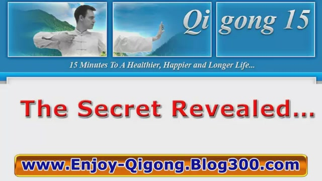 qigong secrets - free chikung video - enjoy qigong | PopScreen