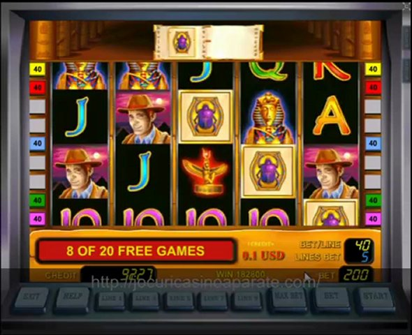 jocuri aparate book of ra 2 download