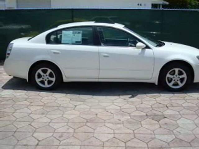 2005 nissan altima for sale in lake worth fl used nissan by popscreen. Black Bedroom Furniture Sets. Home Design Ideas