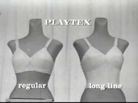 Playtex Cross your Heart bra commercial   PopScreen