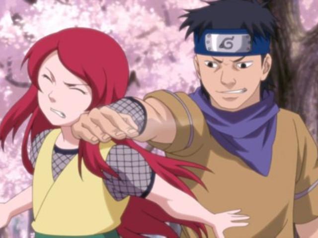 Naruto Shippuden Season 10 - Episode 246 - The Orange Spark