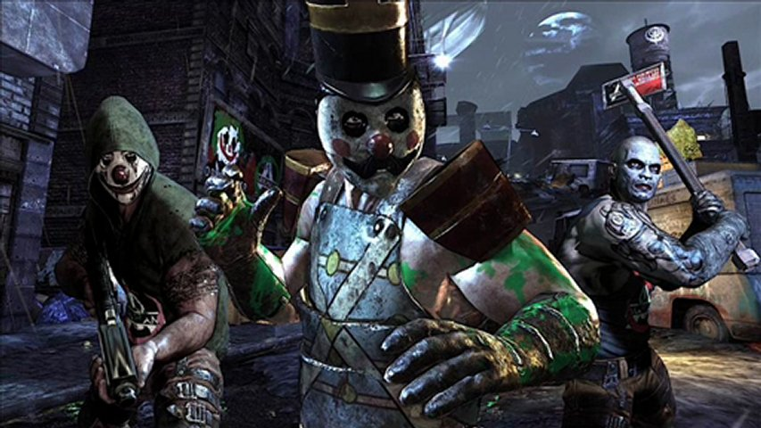 Save for Batman Arkham City | Saves For Games