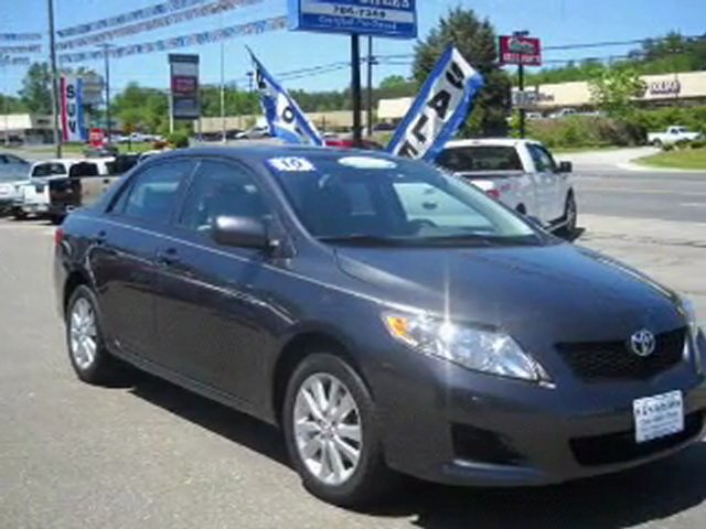 2010 toyota corolla for sale in mount airy nc used toyota by popscreen. Black Bedroom Furniture Sets. Home Design Ideas