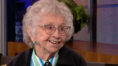100-Year-Old Dorothy Custer, Part 2 (6/20/11) | PopScreen
