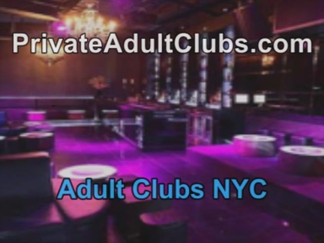 Adult Clubs NYC | PopScreen