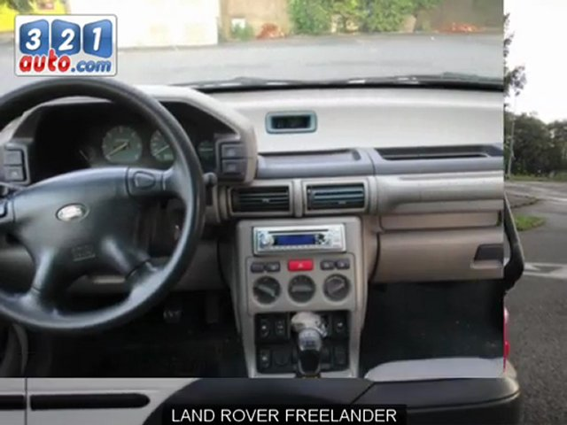 occasion land rover freelander strasbourg popscreen. Black Bedroom Furniture Sets. Home Design Ideas