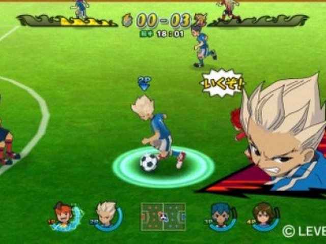 Inazuma Eleven Strikers 2012 Xtreme Wii ISO Download (NTSC-JAPAN) | PopScreen