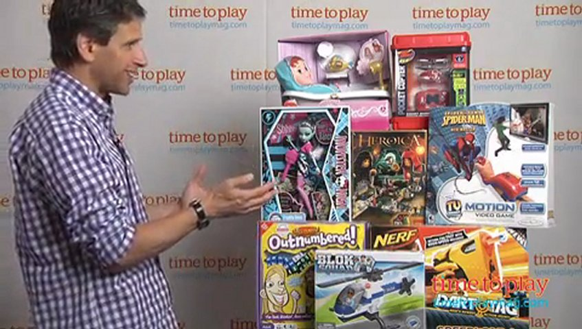 Win Lego Heroica, Monster High, Nerf Dart Tag and more ... | PopScreen